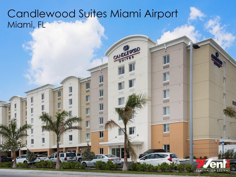 Candlewood Suites Miami Airport