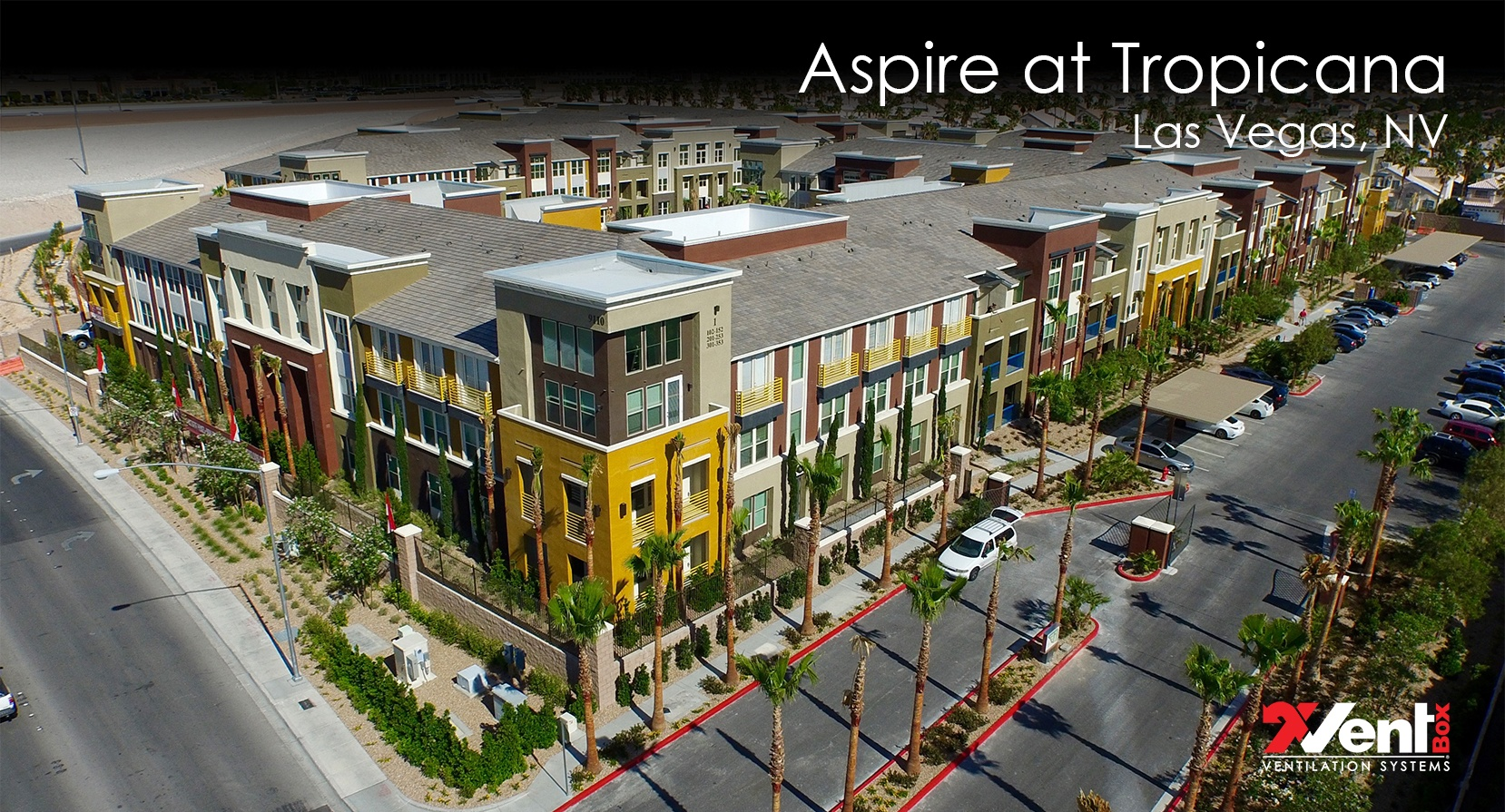 Aspire at Tropicana