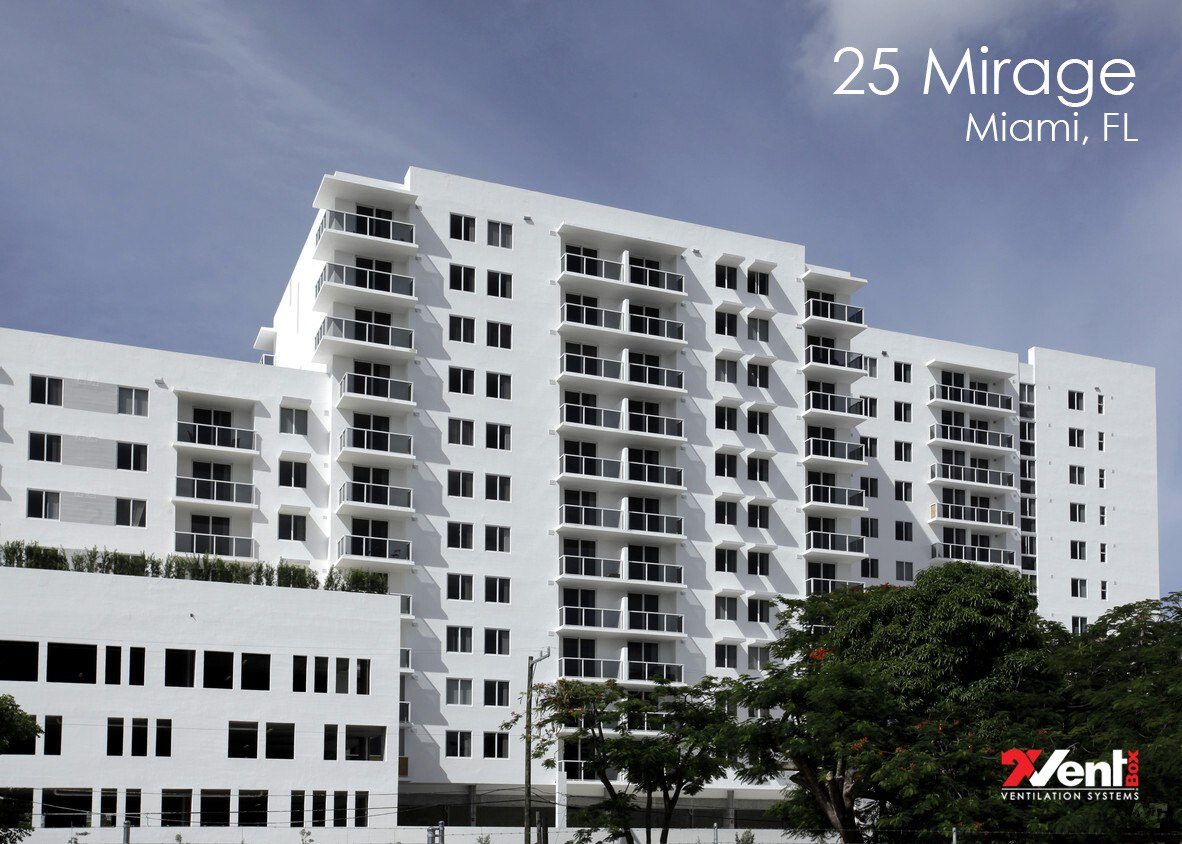25 Mirage