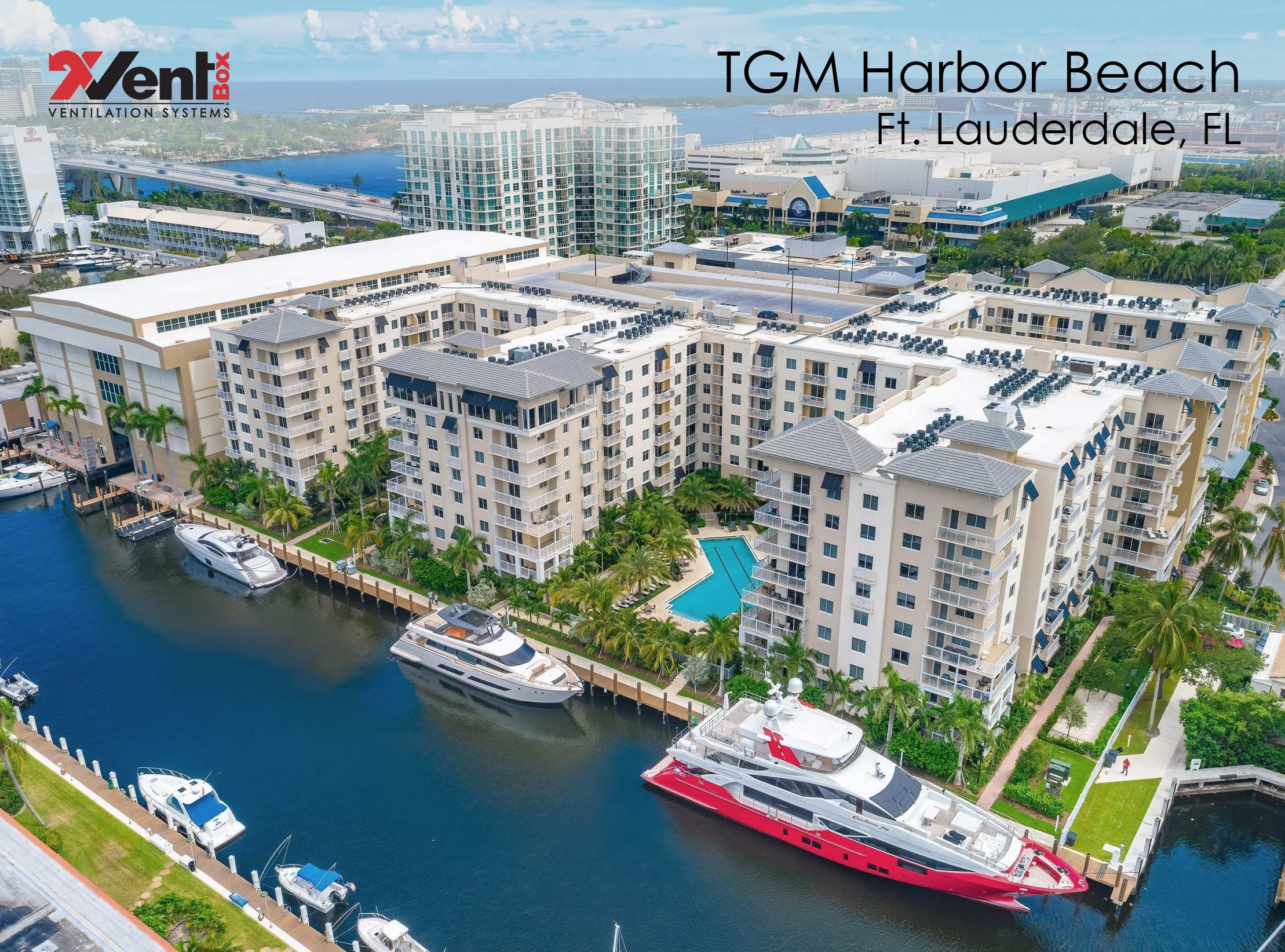 TGM Harbor Beach