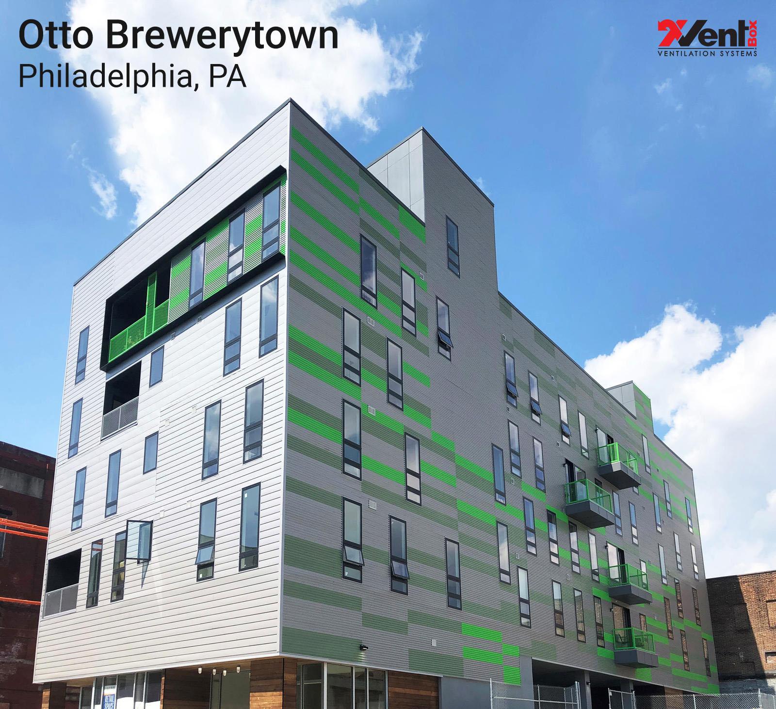 Otto Brewerytown