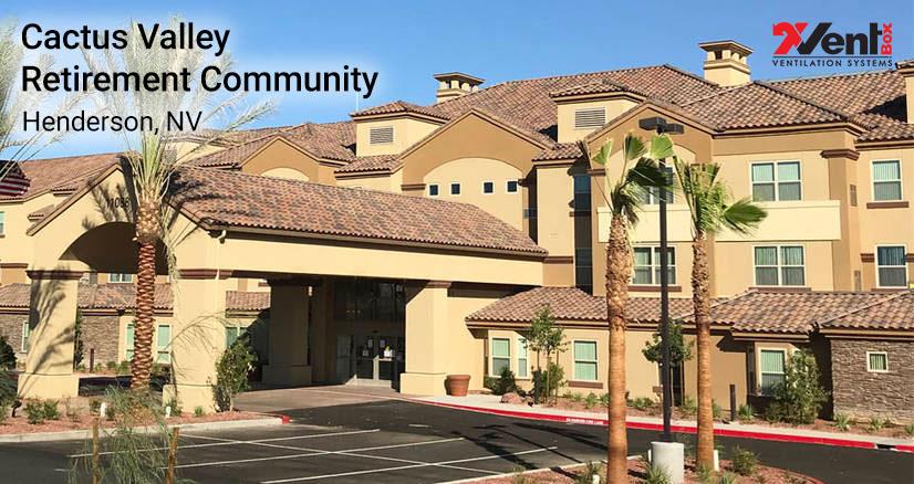 Cactus Valley Retirement Community