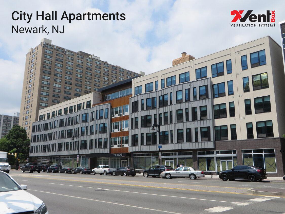 City Hall Apartments