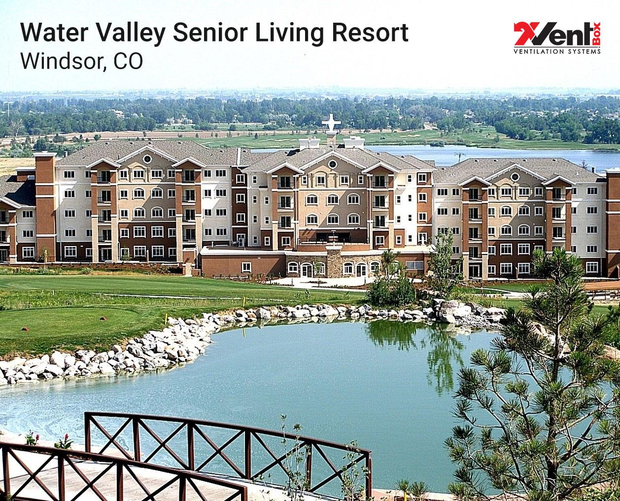 Water Valley Senior Living Resort