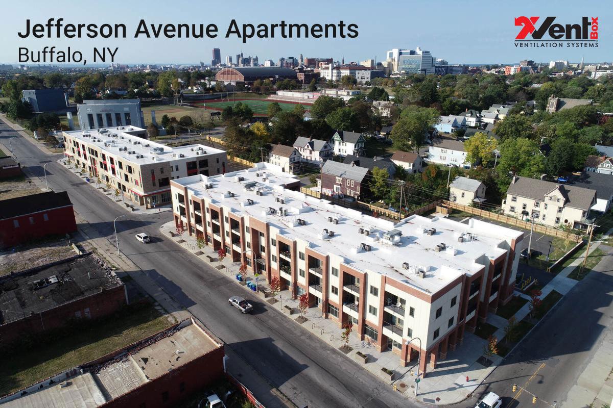 Jefferson Avenue Apartments