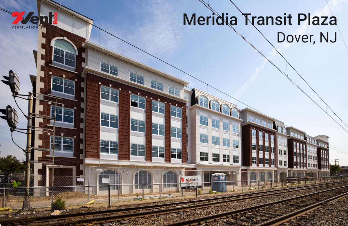 Meridia Transit Plaza