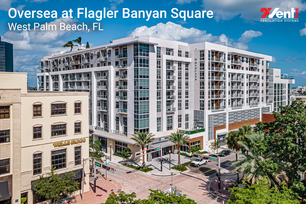 Oversea at Flagler Banyan Square