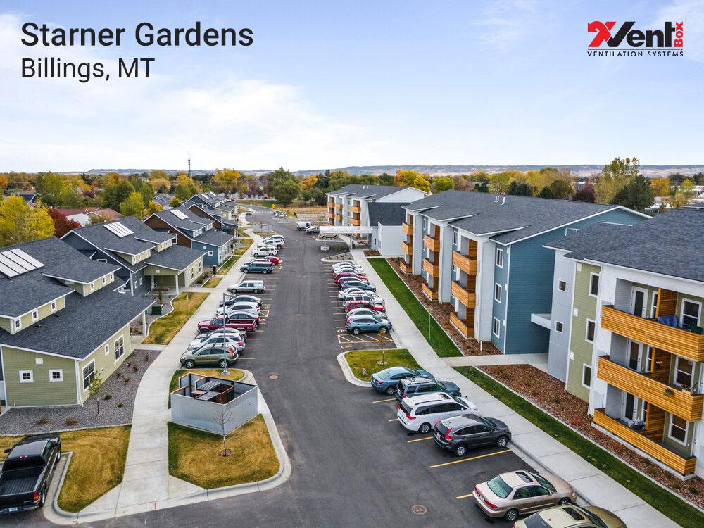 Starner Gardens