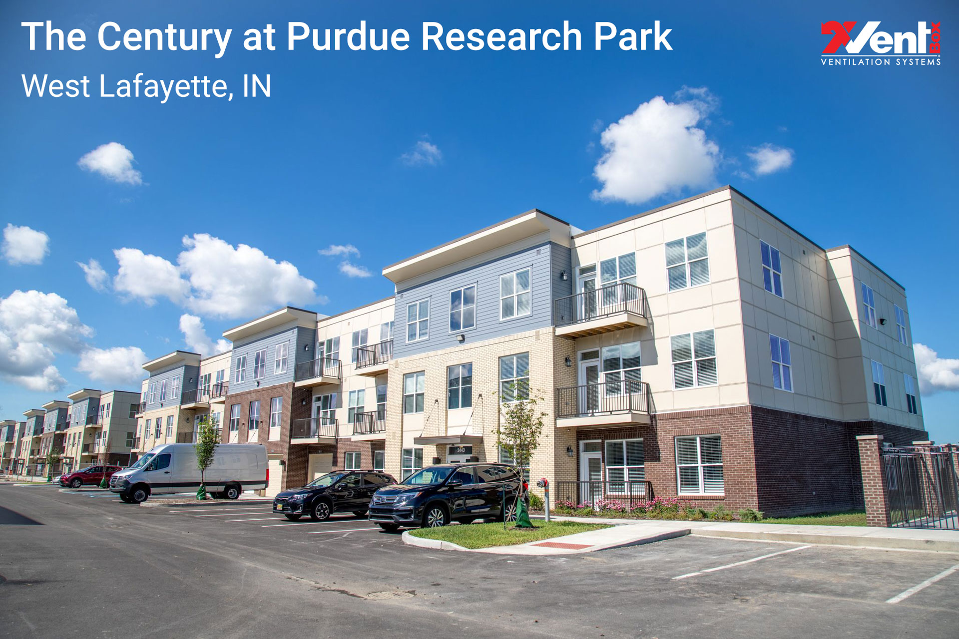 The Century at Purdue Research Park