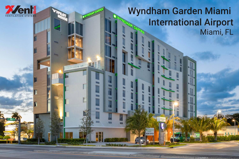 Wyndham Garden Miami Int'l Airport