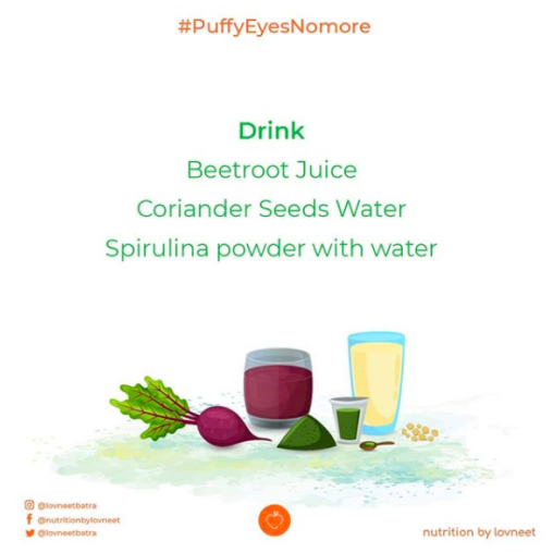 Some glasses of healthy drinks