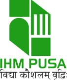 IHM Pusa Logo