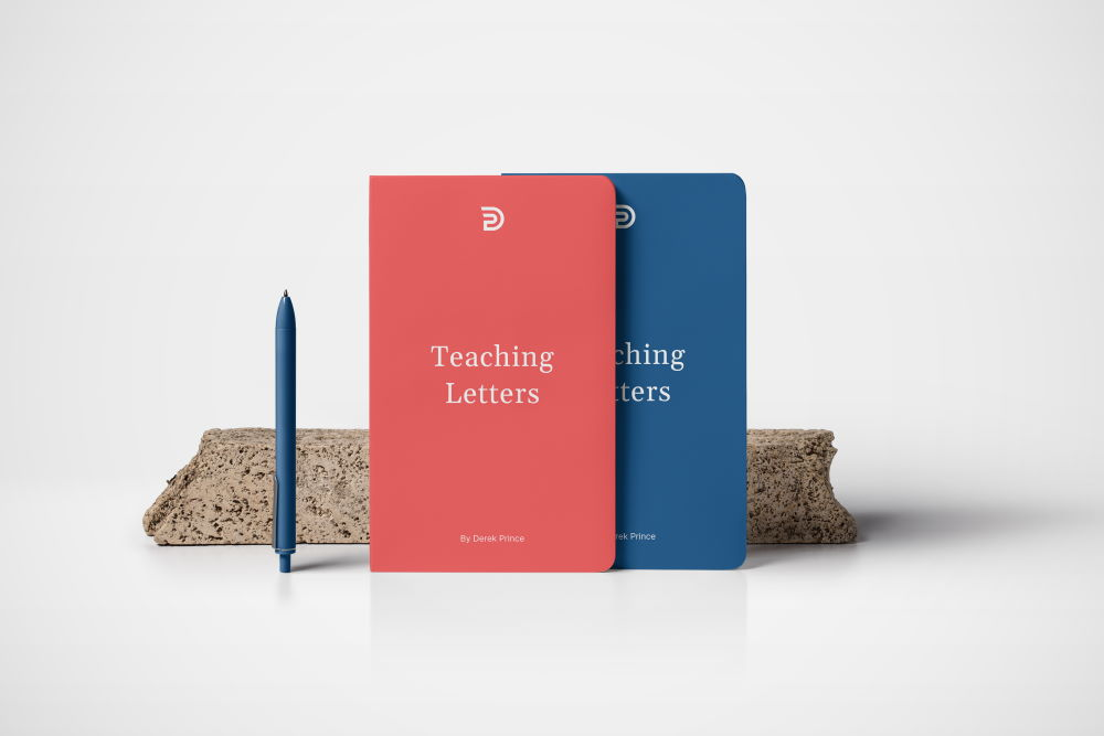 Derek Prince Bible Teaching Letters