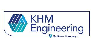 Swingvy client, KHM Engineering logo
