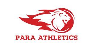 Swingvy client, Para Athletics logo