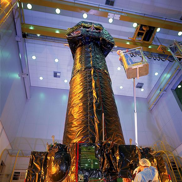 XMM-Newton Satellite Preparation - 04/12/2020