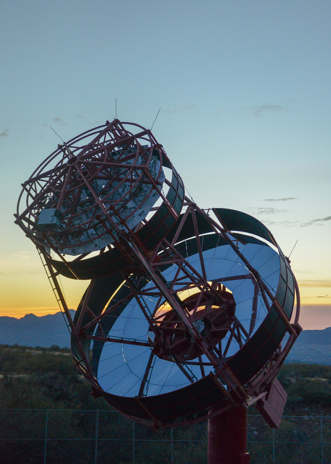 Cherenkov Telescope Array, pSCT - 01/17/2019