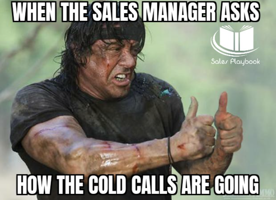 meme sales: cold calls
