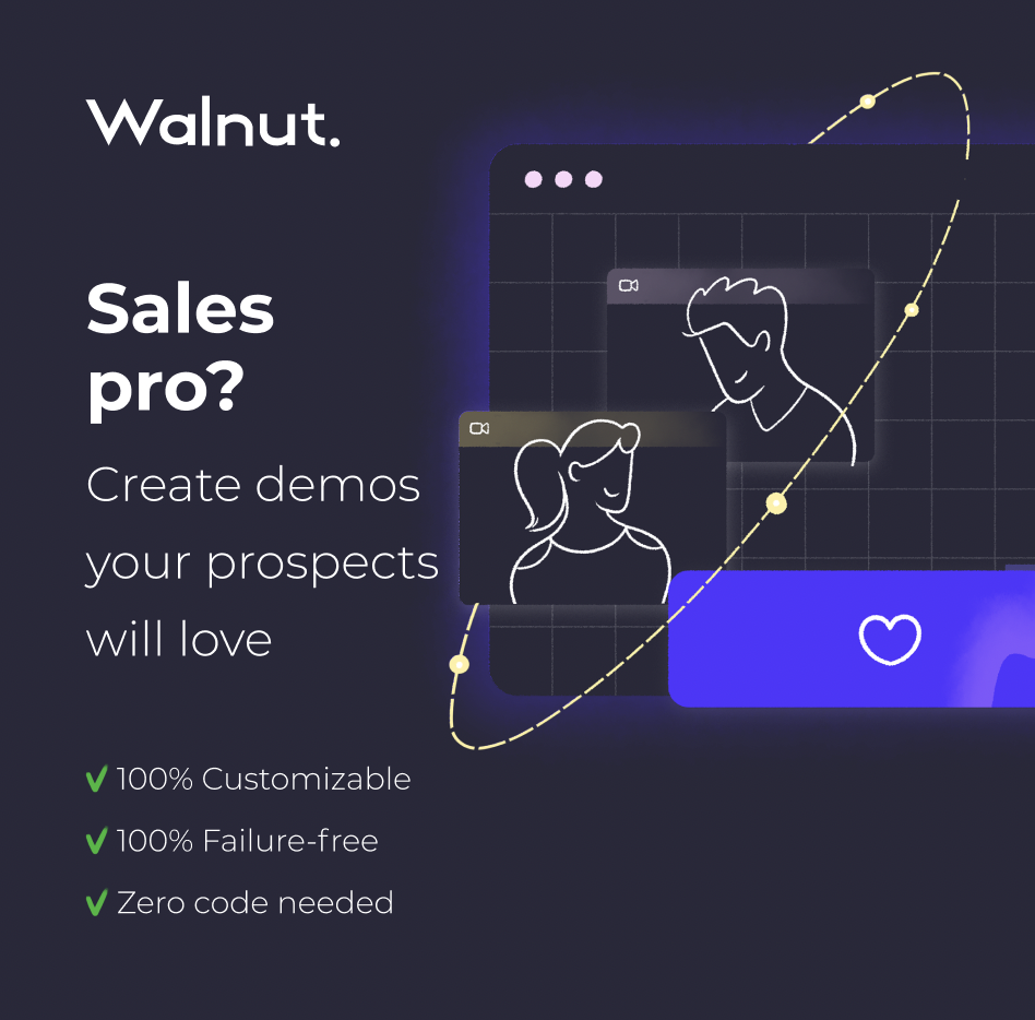 Walnut demo creation ad