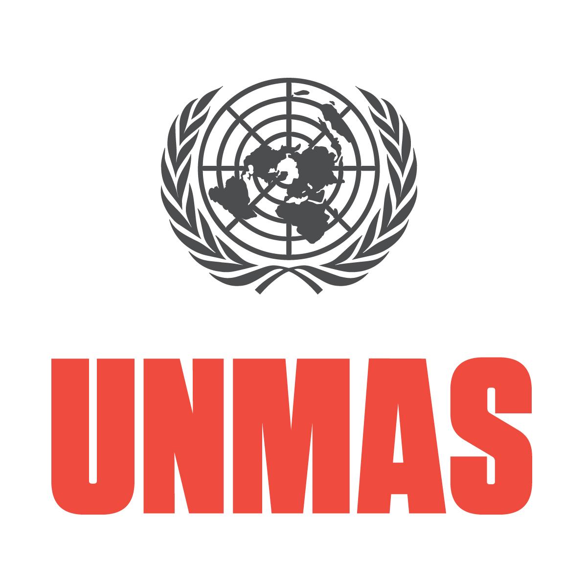 UNMAS Logo