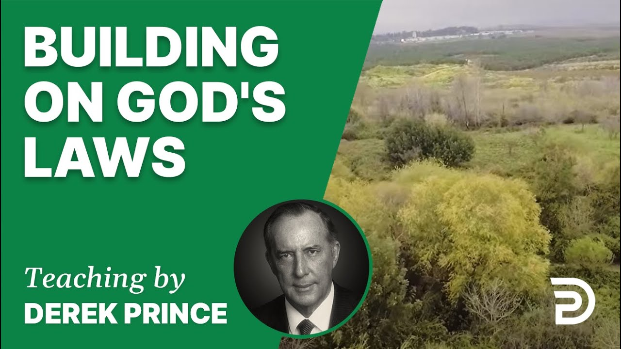 Building on God's Laws