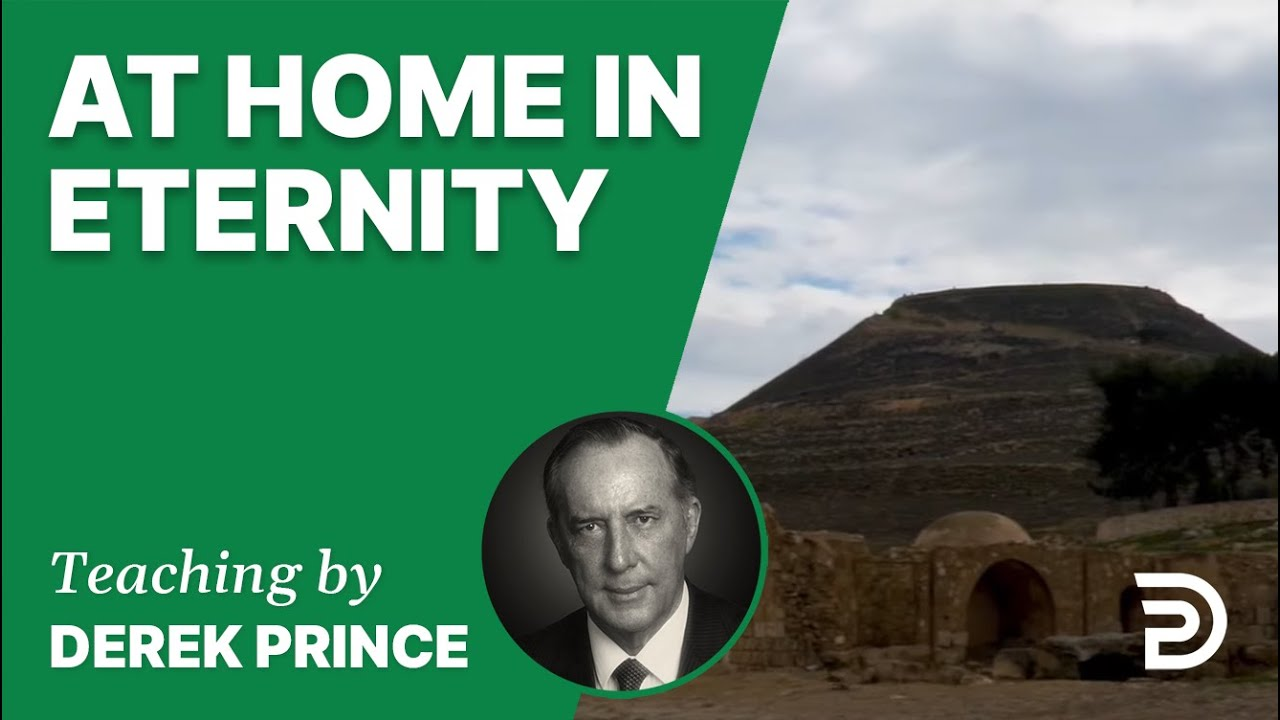 At Home in Eternity