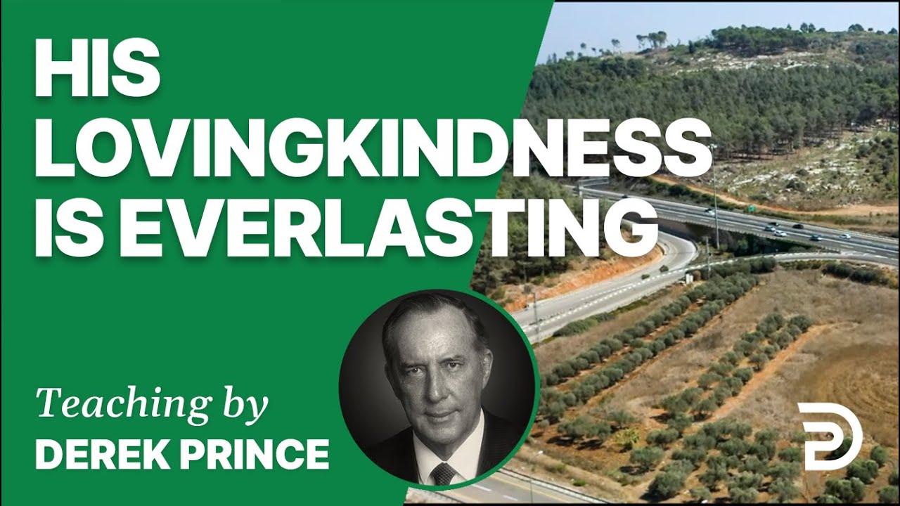 His Lovingkindness Is Everlasting