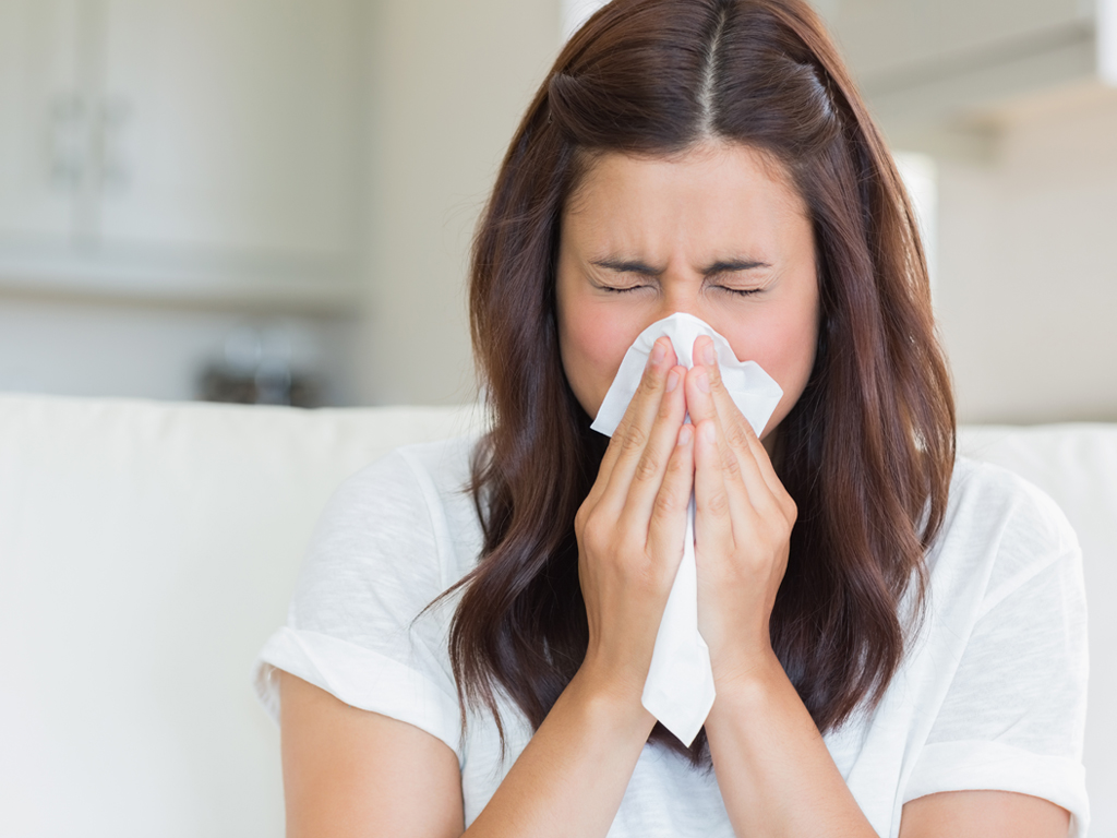 signs of a strong immune system