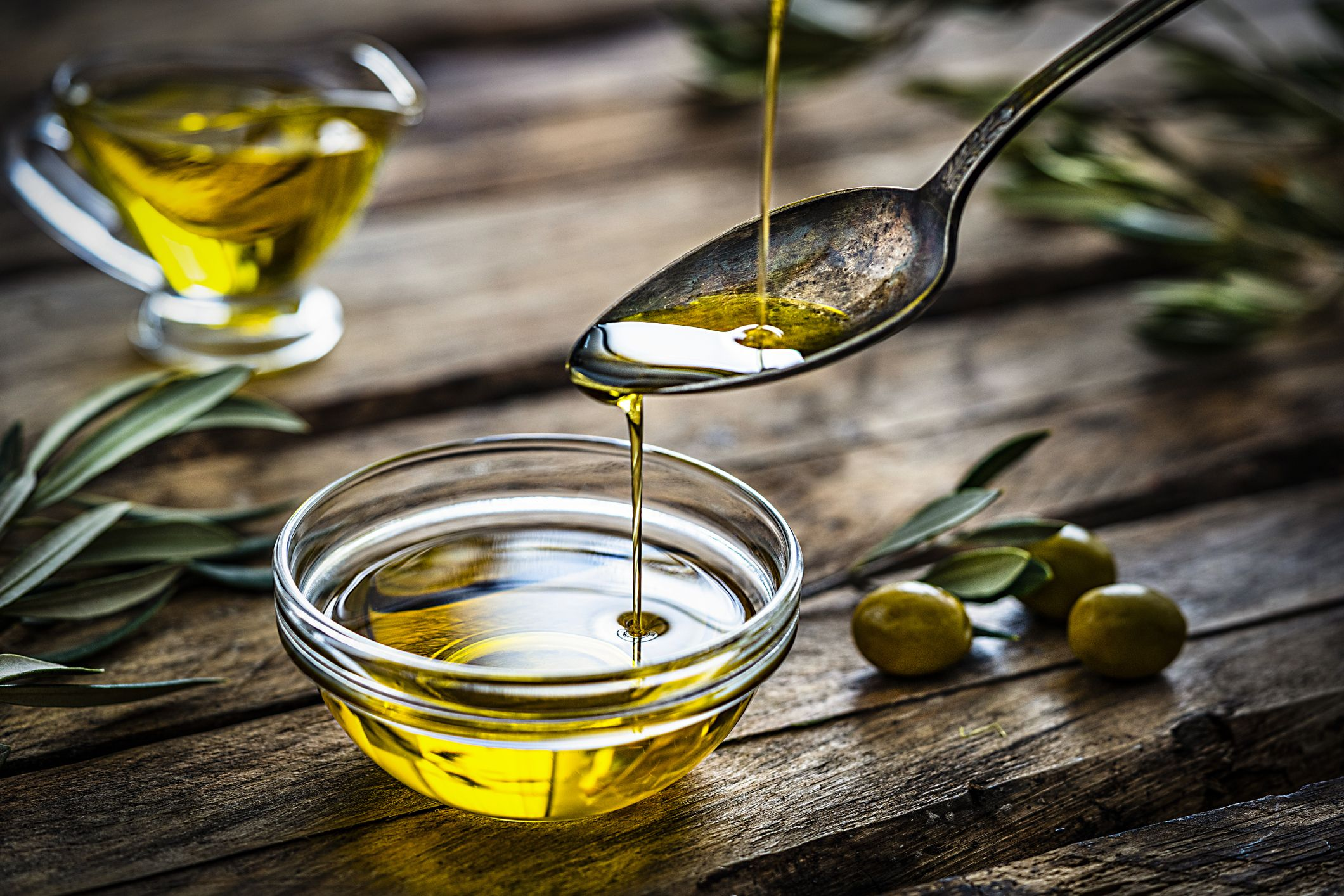 healthy and tasty oil