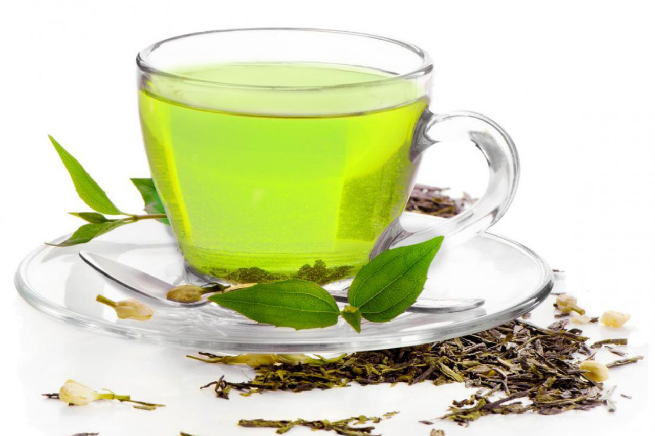 Get Yourself Some Green Tea
