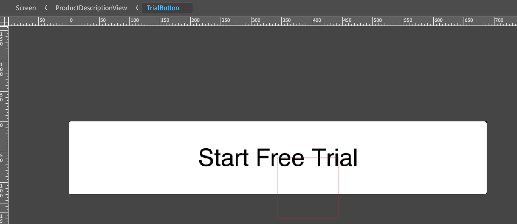 trial button