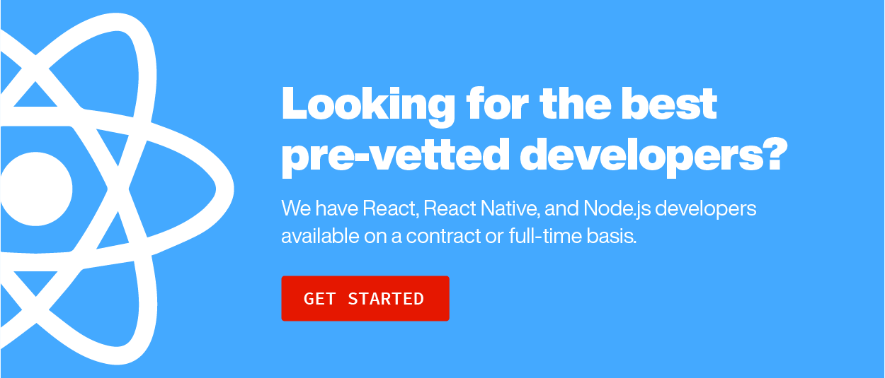 looking for pre-vetted developers?