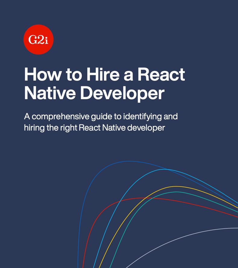 How To Hire A React Native Developer Book