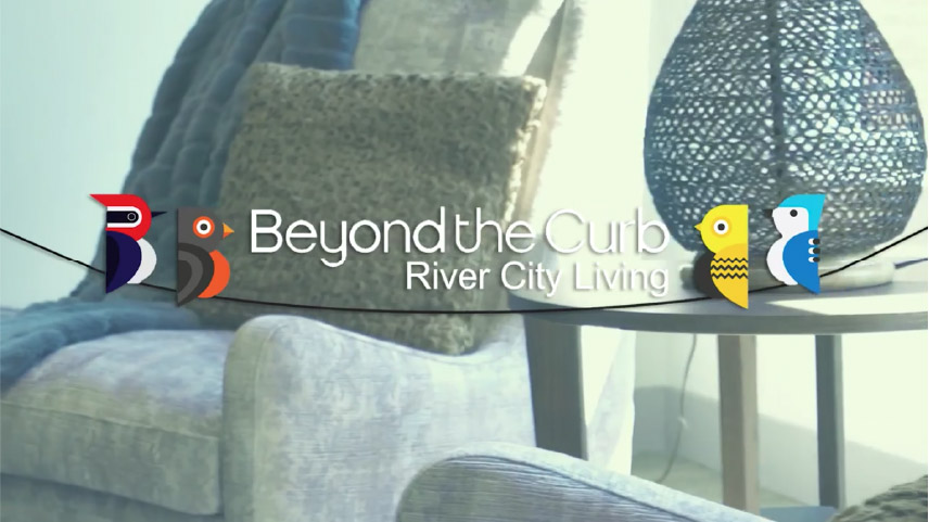 Beyond the Curb: River City Living video image