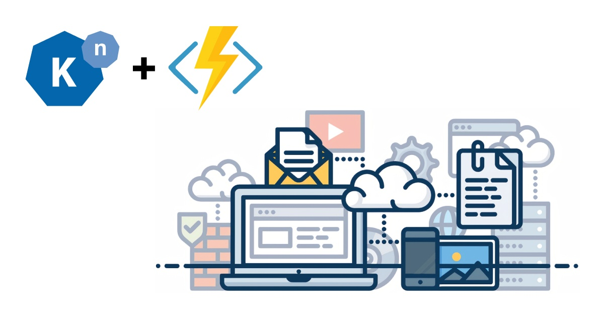 Running Knative Functions with the Azure Functions Runtime