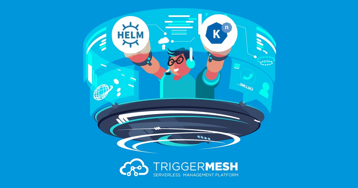 Deploying Knative with TriggerMesh's Helm Chart