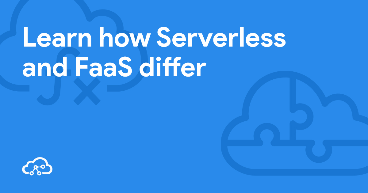 What Every CIO Needs to Know about Serverless, Part 2