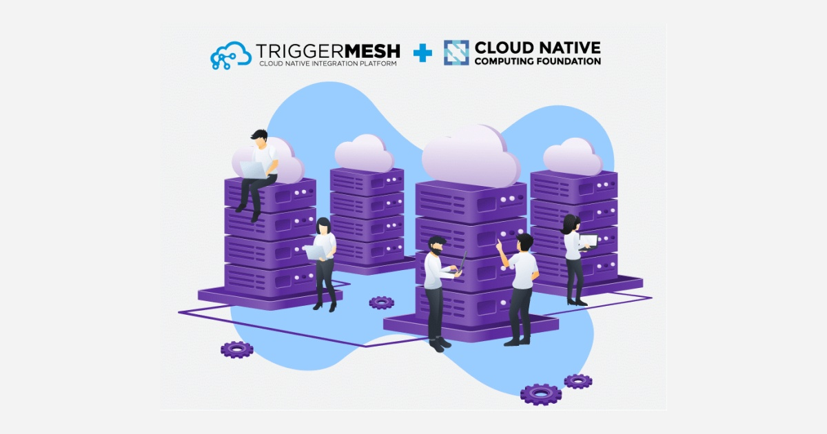 TriggerMesh Joins the Cloud Native Computing Foundation