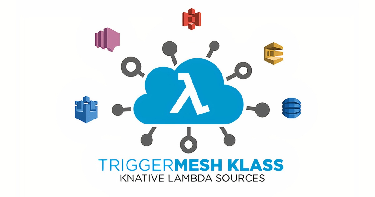TriggerMesh Launches Open Source Knative Lambda Sources for Multicloud Serverless Interoperability