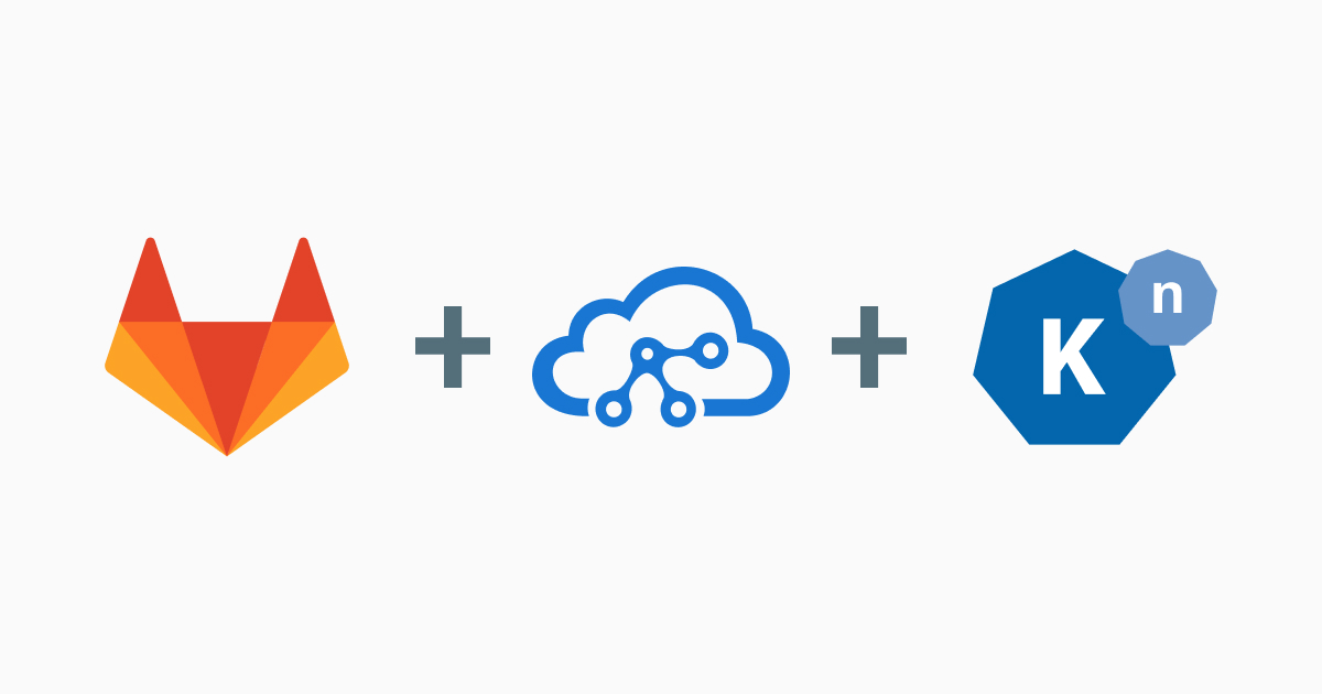 GitLab and TriggerMesh announce GitLab Serverless