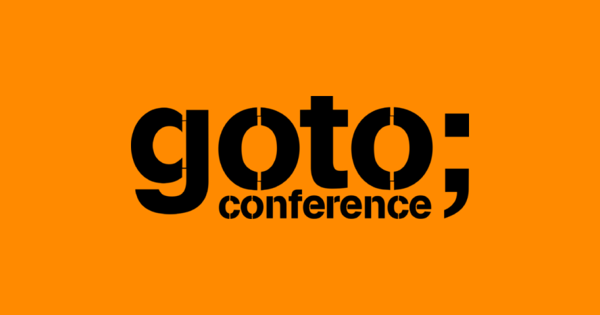Goto; Conference – Packaging Applications in a Serverless World