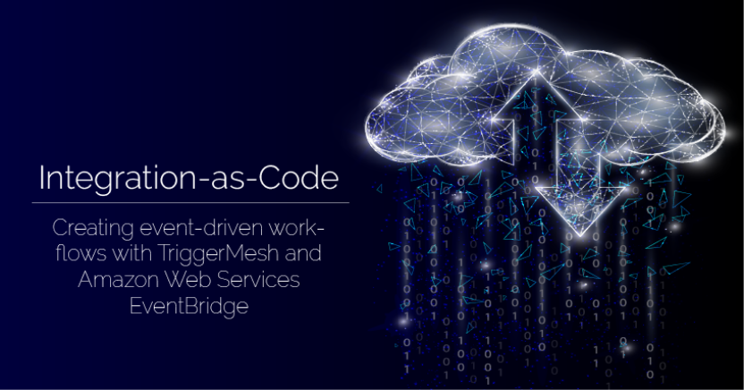 Event-Driven Workflows with TriggerMesh and Amazon EventBridge