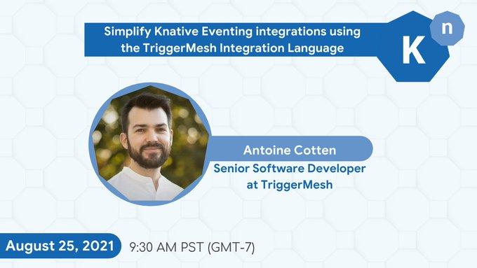 Simplify Knative Eventing integrations using the TriggerMesh Integration Language