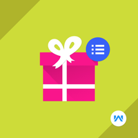 Gift On Order by Webkul