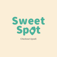 Sweet Spot Checkout Upsell