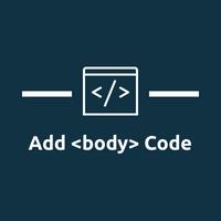Add <BODY> Code