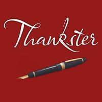 Thankster Handwritten Cards