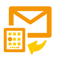 ターゲットメールアプリ