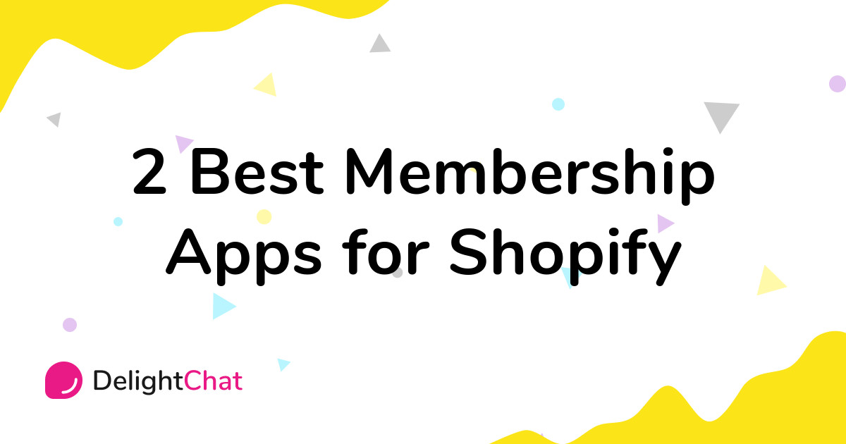 Best Shopify Membership Apps in 2021