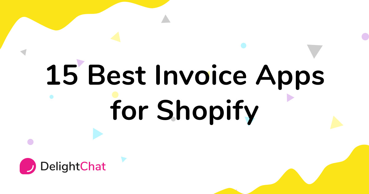 Best Shopify Invoice Apps in 2021